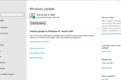Microsoft release KB4535996 for Windows 10 May 2019 and November 2019 Update with battery improvements, more 3