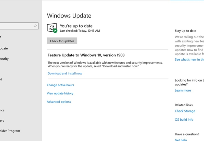 Microsoft release KB4535996 for Windows 10 May 2019 and November 2019 Update with battery improvements, more 1