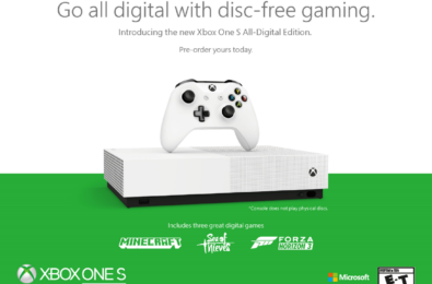 Xbox One S All-Digital Edition now available for order 20