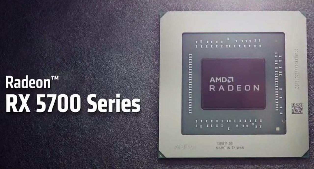 AMD's new Radeon RX 5700-series graphics cards offer better performance with less power 1