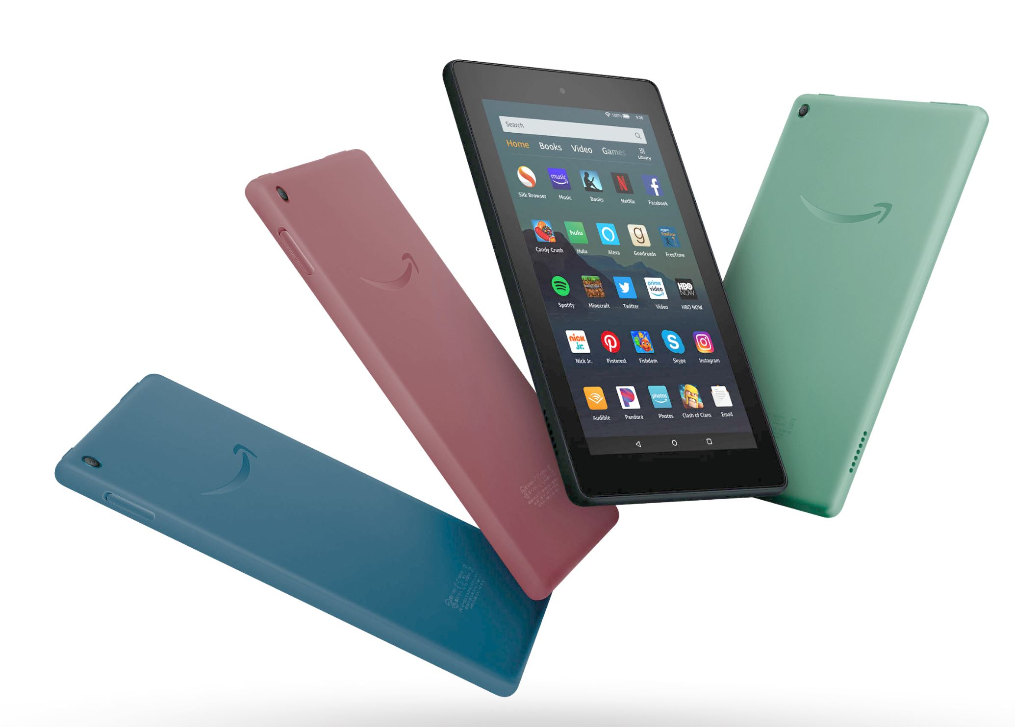 Amazon announces updated Fire 7 tablet with 2X the storage and
