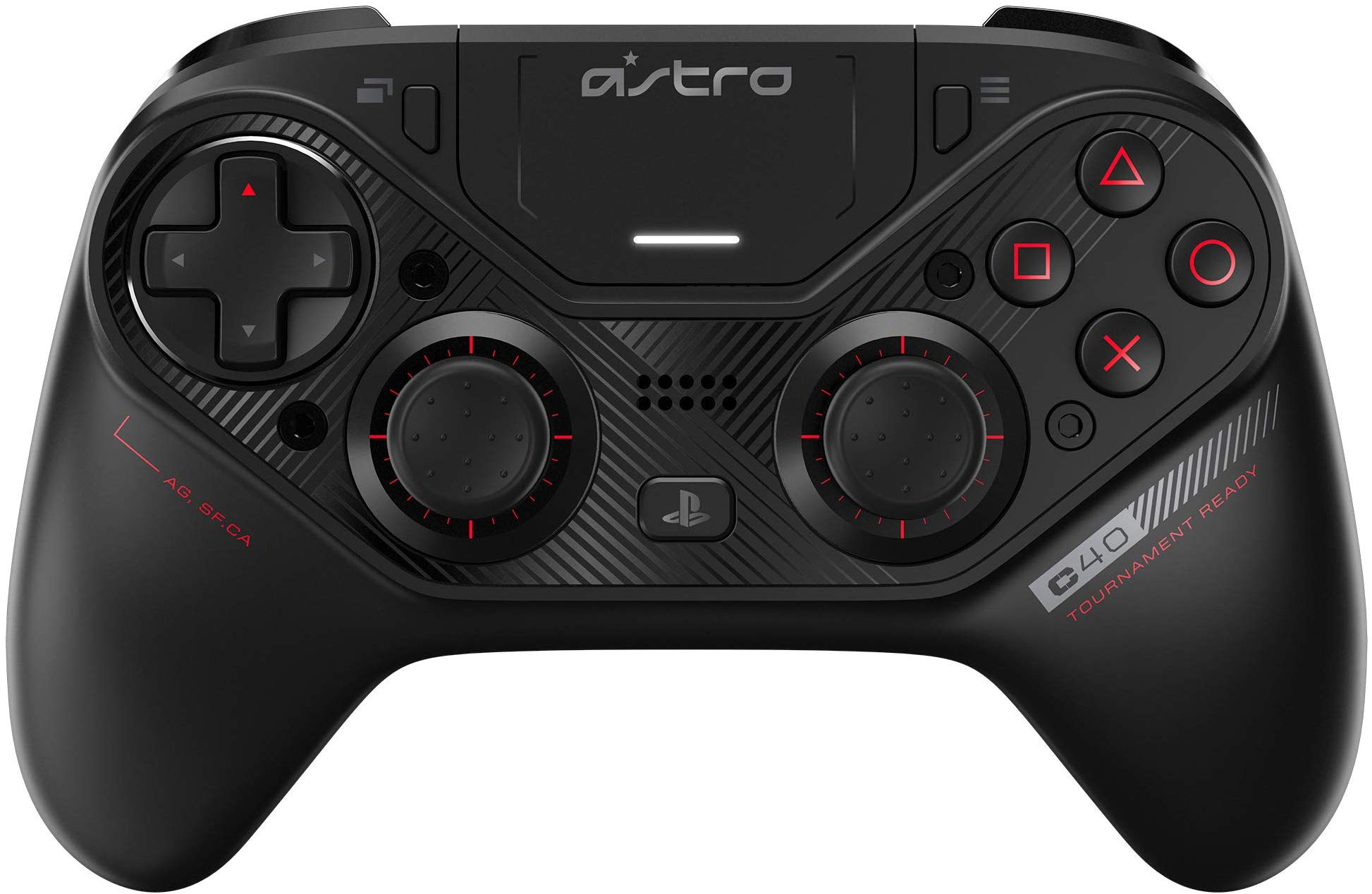 Review: Astro C40 TR Controller is the best one you can buy for PlayStation 4 but not PC 1