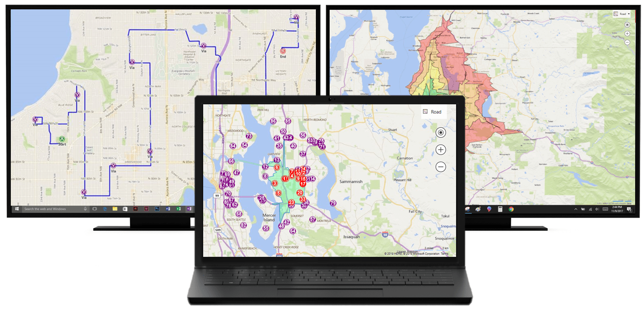 QnA VBage Microsoft announces new Bing Maps SDK for iOS, Android and Mixed-Reality apps