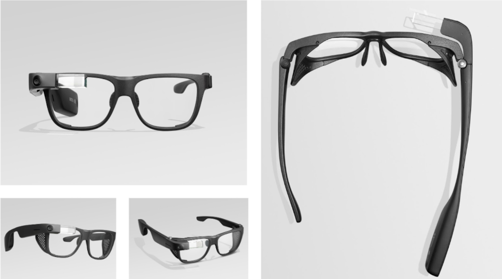 Google launches new edition of Glass connected eyewear for business