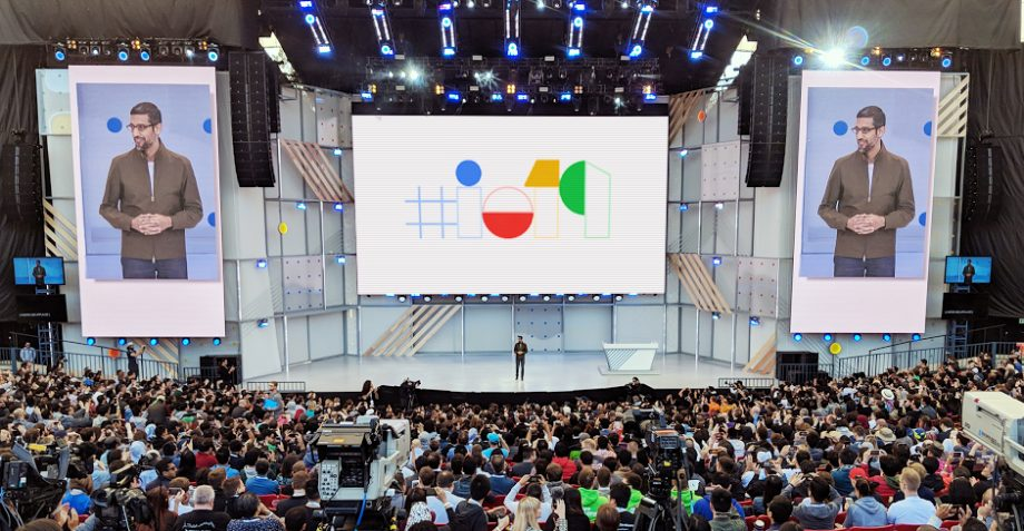 Here's everything Google announced on Day 1 of Google I/O 1