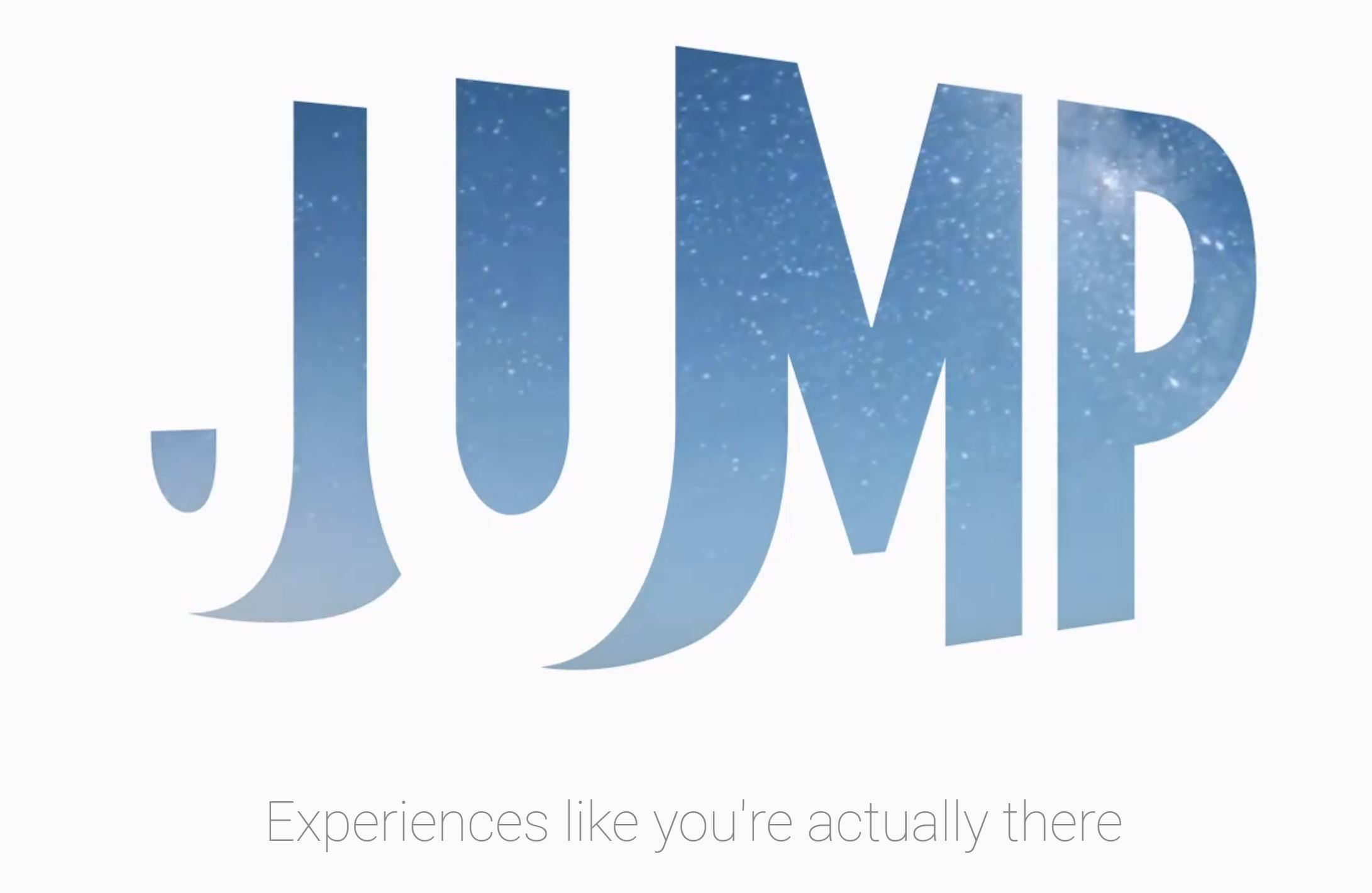 Google is shutting down the Jump VR platform in June