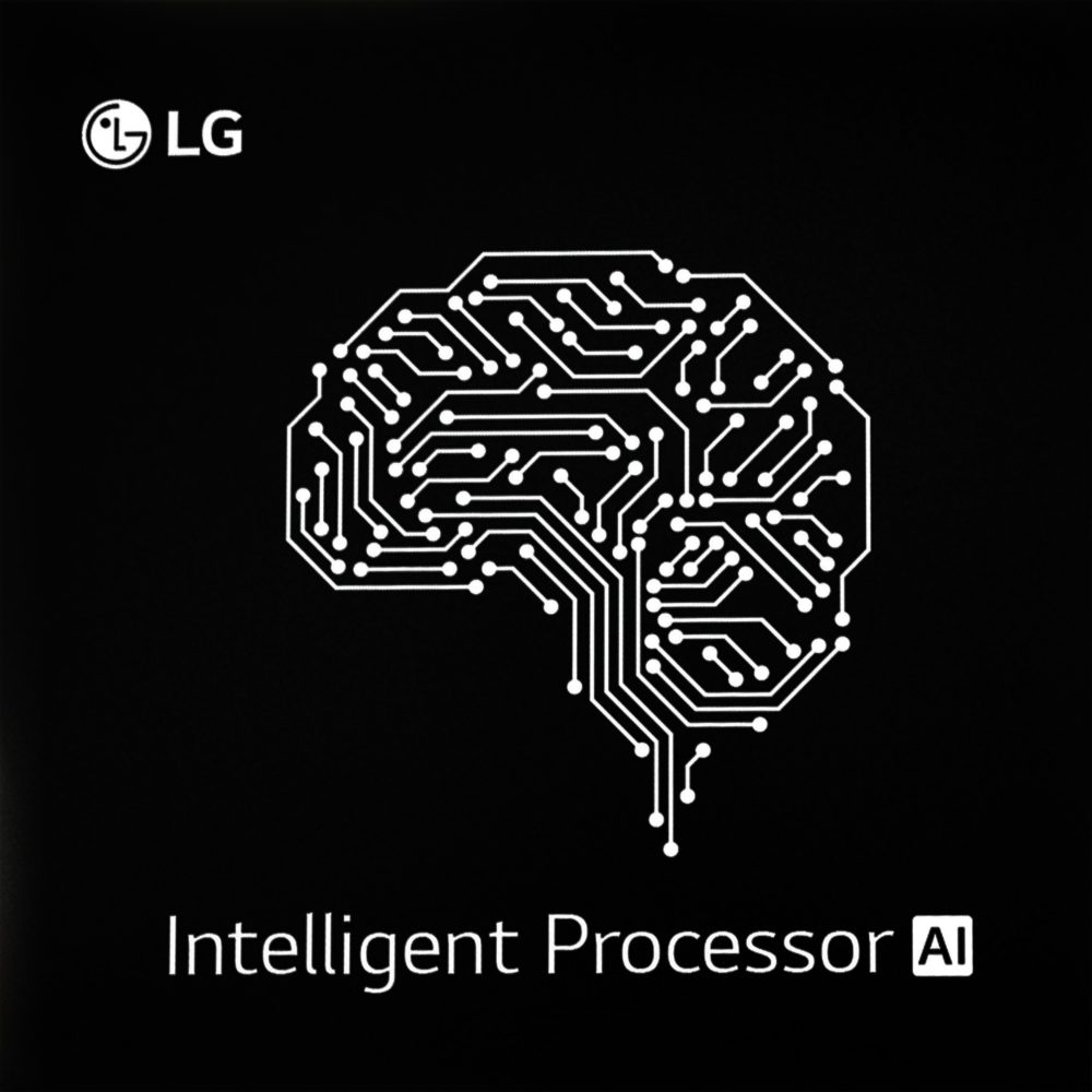 LG shows off its first ever AI microprocessor 1