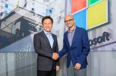 Microsoft signs MoU with the largest mobile operator in Korea 14