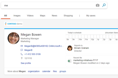 Microsoft announces improvements to Microsoft Search in Bing 8