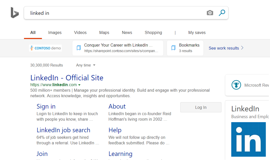 Microsoft Search Bing new - MSPoweruser
