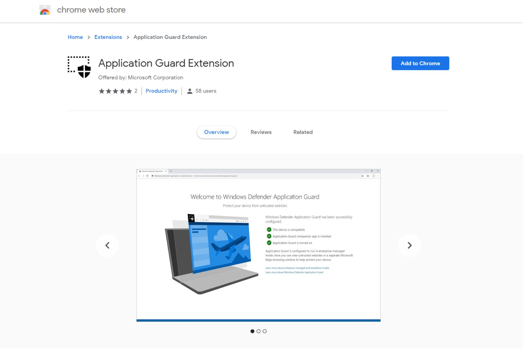 Microsoft releases new security extension for Google Chrome