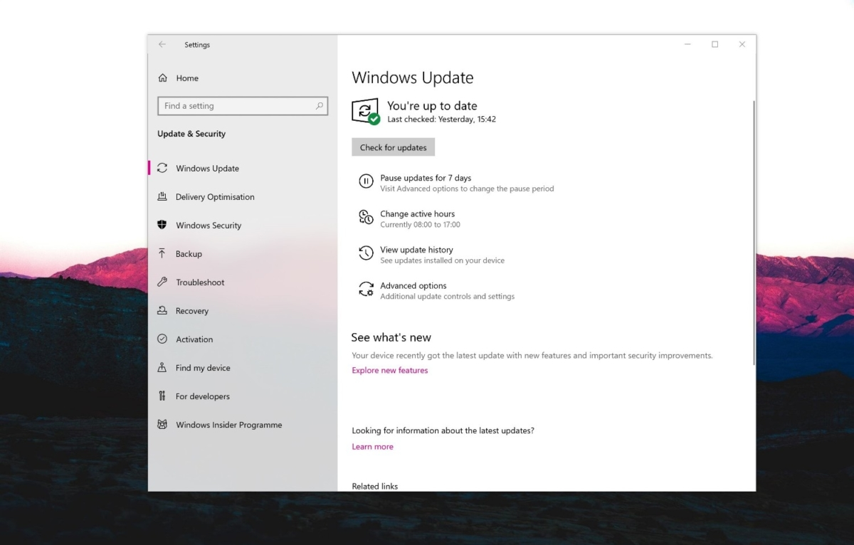 What's new in the Windows 10 19H1 Update - MSPoweruser