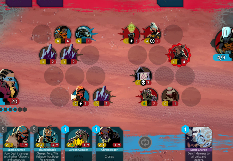 Preview: Nowhere Prophet is a fresh take on the card game genre and we can't wait for more 1