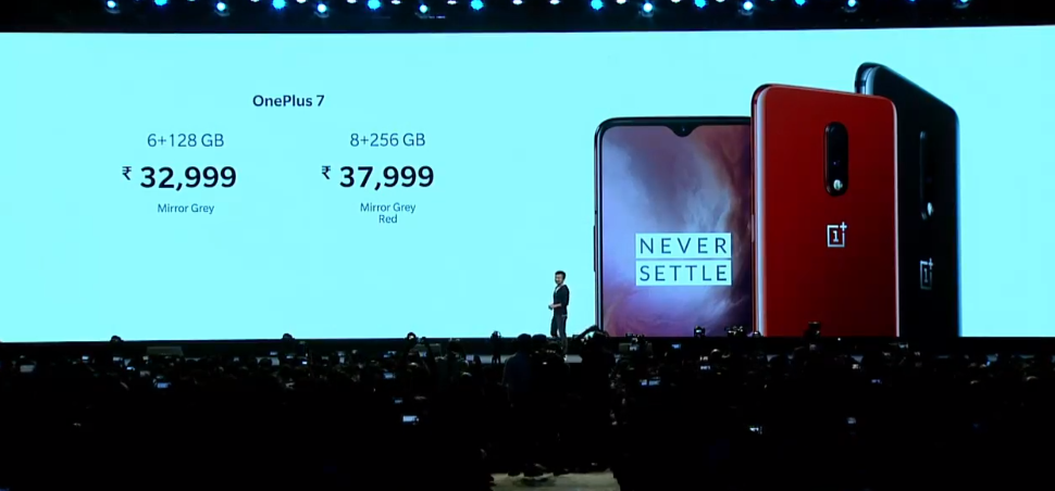 OnePlus officially launches the OnePlus 7 Pro and OnePlus 7 2