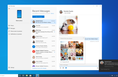 Microsoft releases Windows 10 20H1 Insider Preview Build 18908 for the Fast ring Insiders, introduces new features to Your Phone app and more 13