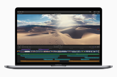 Apple announces the first  8-core MacBook Pro 15