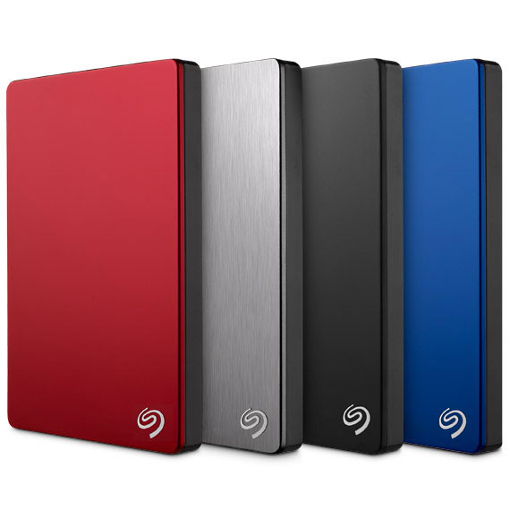 Seagate 'Backup Plus' hard drives offer affordable options for storing data 1