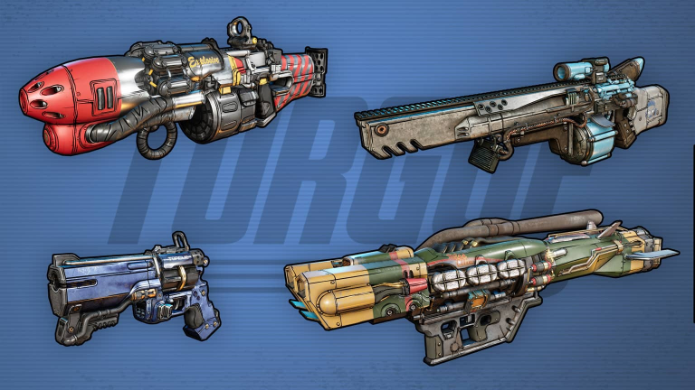 Here's everything we learned from the Borderlands 3 gameplay reveal 10