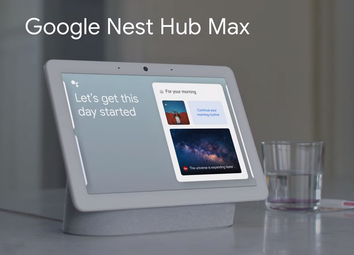 Google Makes Google Nest Hub Max Official Mspoweruser