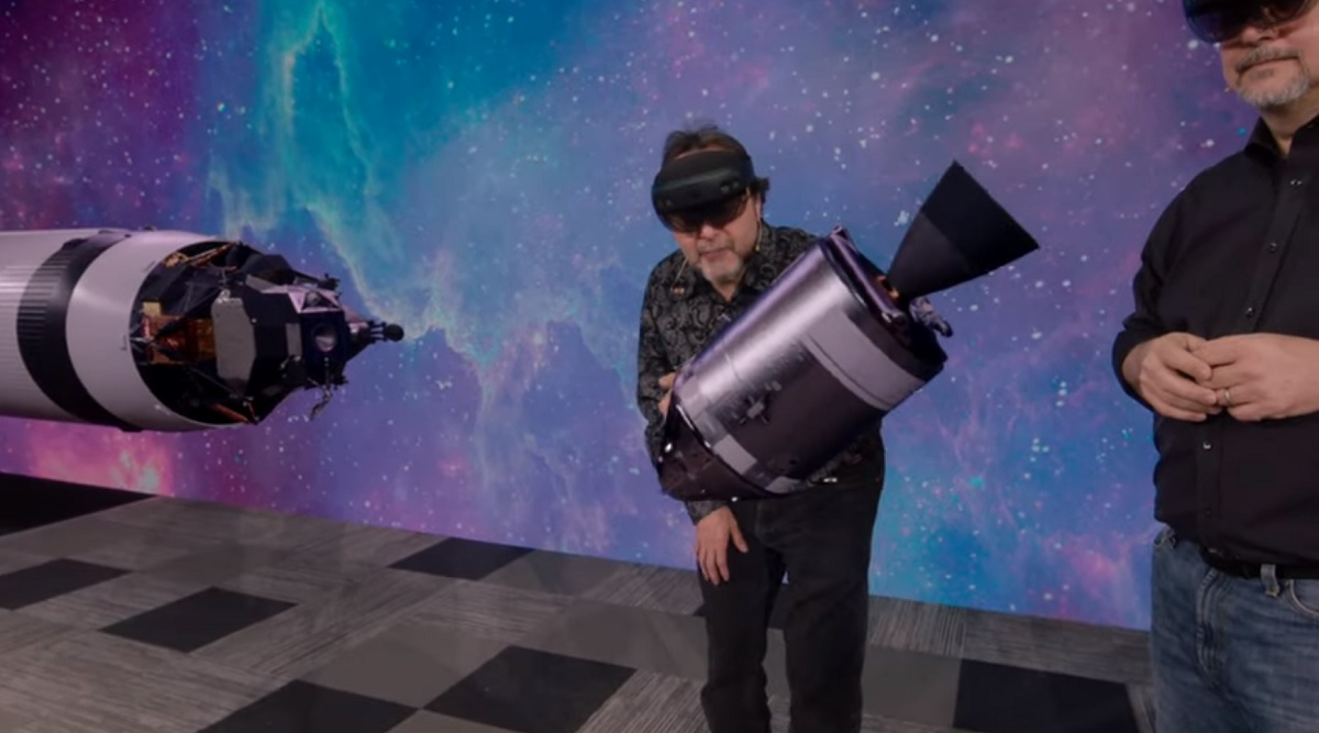Build 2019: Microsoft HoloLens 2 demo failed, but this is