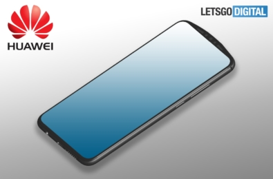 Huawei shows another way to beat the notch 19