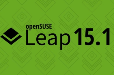 openSUSE-Leap-15-1 WSL distribution is now available on the Microsoft Store 1