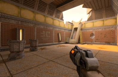 Quake 2 RTX is a stunning ray-tracing project by Nvidia releasing next month 7