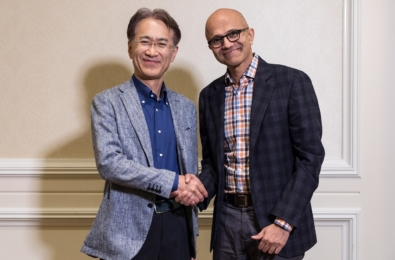 Microsoft and Sony are working together for future cloud gaming ventures 7