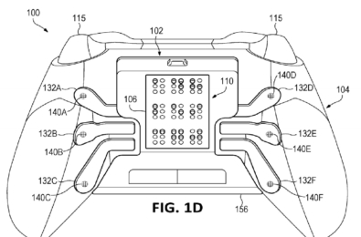 Microsoft patents new Xbox controller with haptic braille output 4