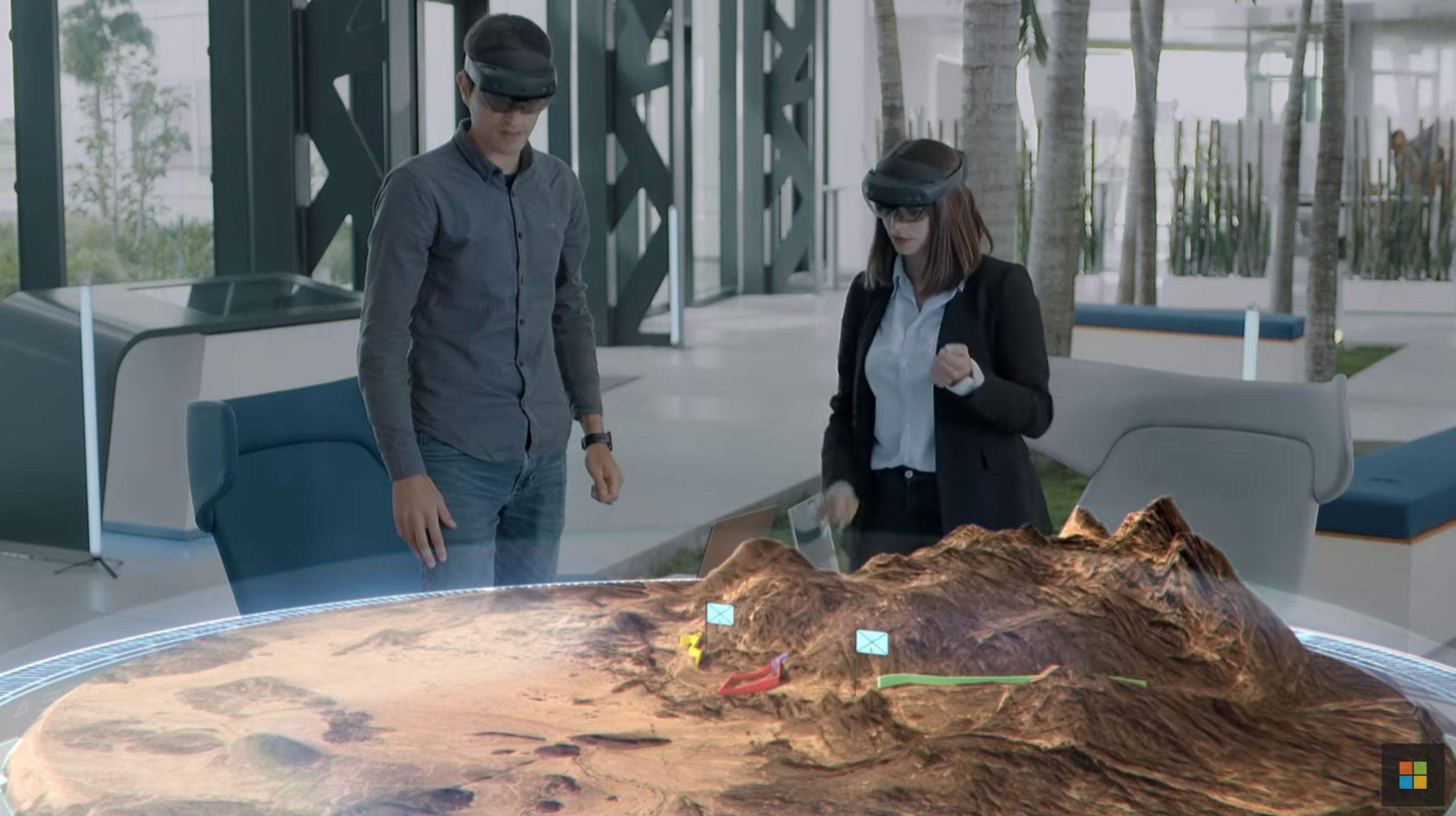 Airbus uses Microsoft HoloLens 2 to improve production of