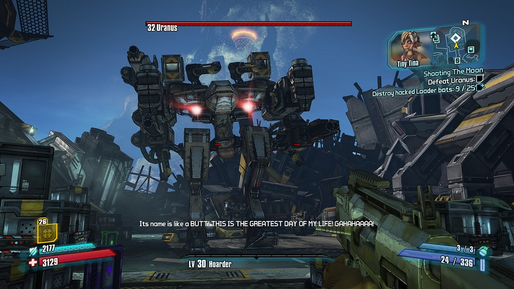 Review: Borderlands 2: Commander Lilith & The Fight for