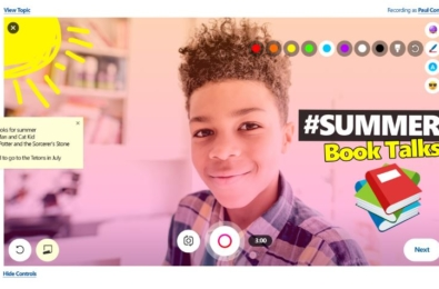 Microsoft Flipgrid updated with automatic transcription, AR stickers and more 1