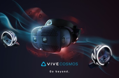 HTC's next generation Cosmos VR headset will be available for $699 next month, pre-order it today 1