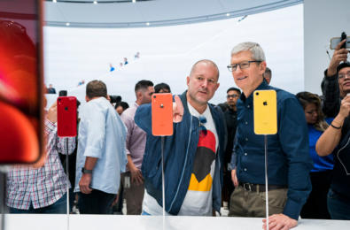 Apple's chief design officer Jony Ive is leaving the company 5