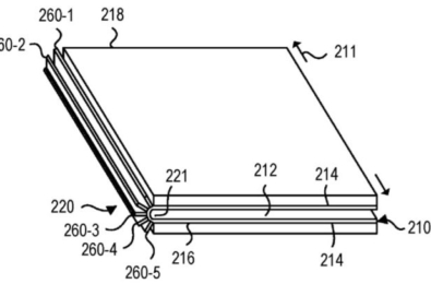 Microsoft patents flexible display possibly for Centaurus 5