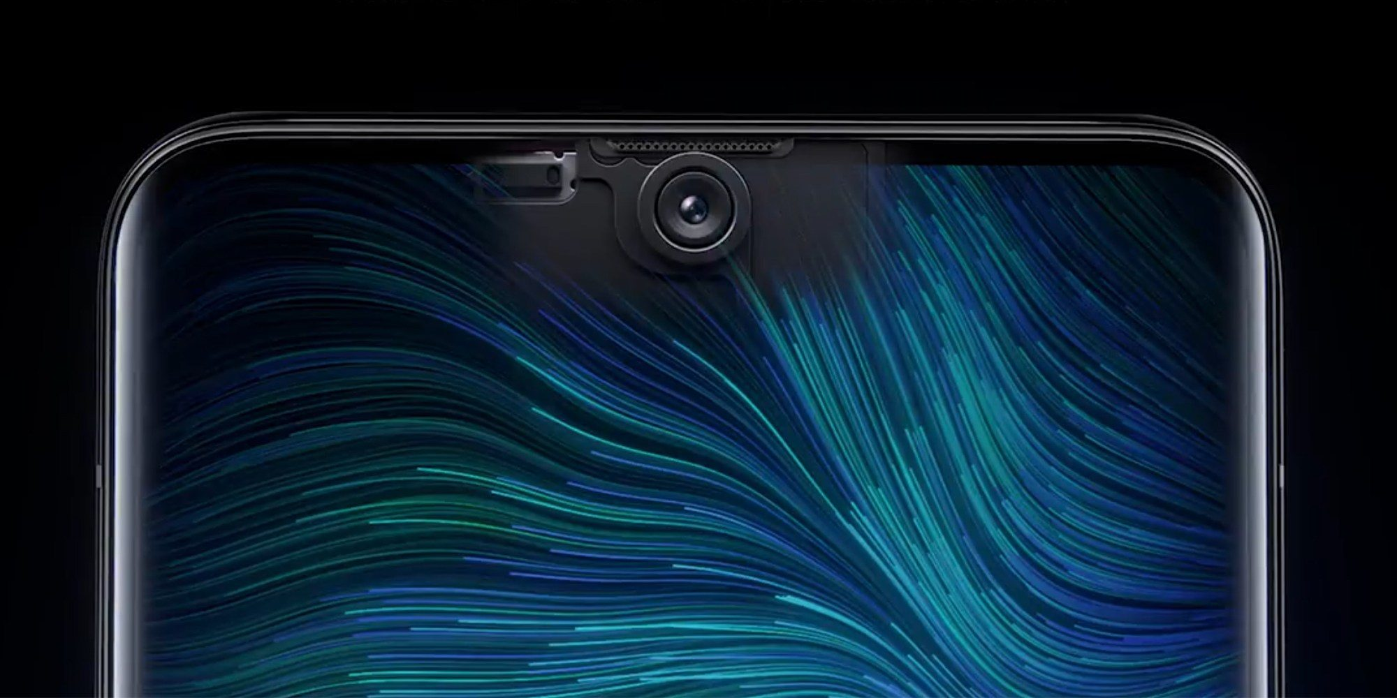 OPPO previews its breakthrough under screen camera technology 2