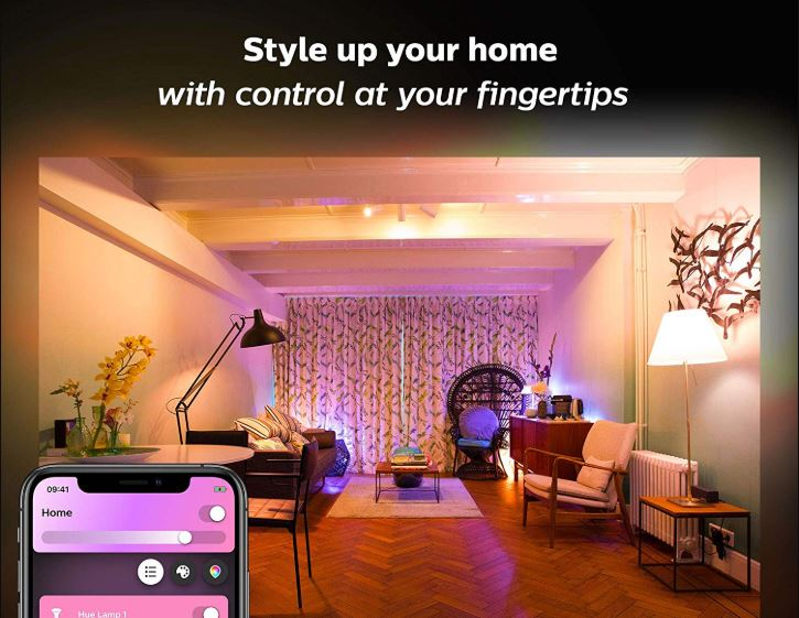 Phillips kills dependence on its Hue hub, pointing to a Bluetooth world