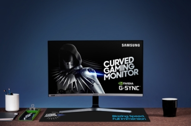 Samsung announces  240Hz G-SYNC Compatible Curved Gaming Monitor CRG5 5