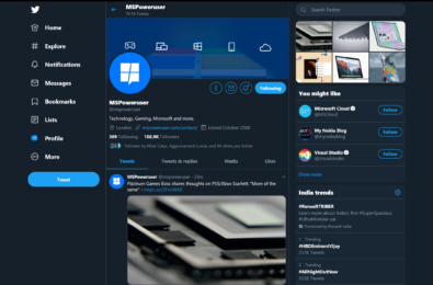 Twitter PWA gets updated with new features and improvements 12