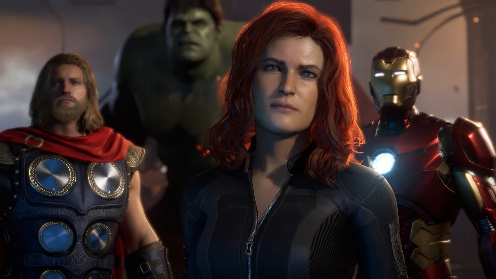 Marvel S Avengers A Day Gameplay Shown Releases May 15th