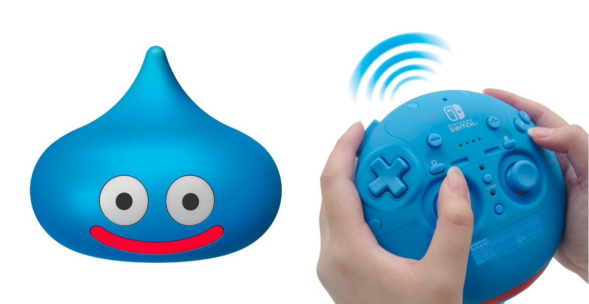 photo of Dragon Quest is bringing back that controller for the Nintendo Switch image