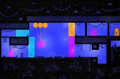 Review: Hue is a unique puzzler doused in colourful creativity 1