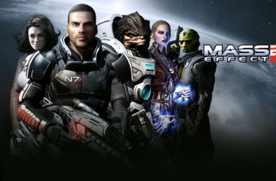 Mass Effect 2 has received a first-person mod 3