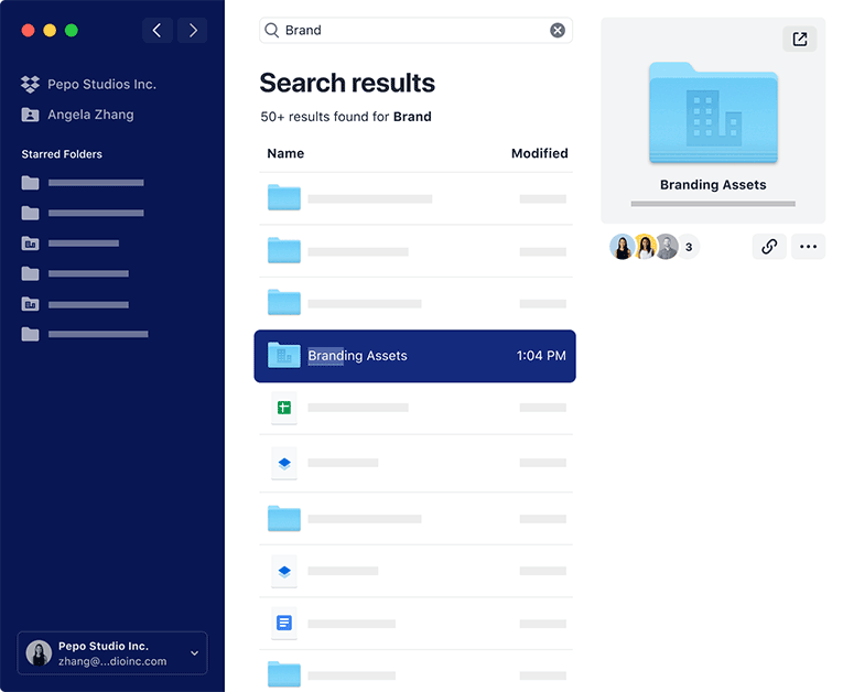 Dropbox unveils a brand-new design and user experience for its desktop app