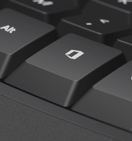 Microsoft testing replacing unused Menu key with new Office key