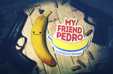 Review: My Friend Pedro is a blood-soaked combat ballet that never fails to entertain 2