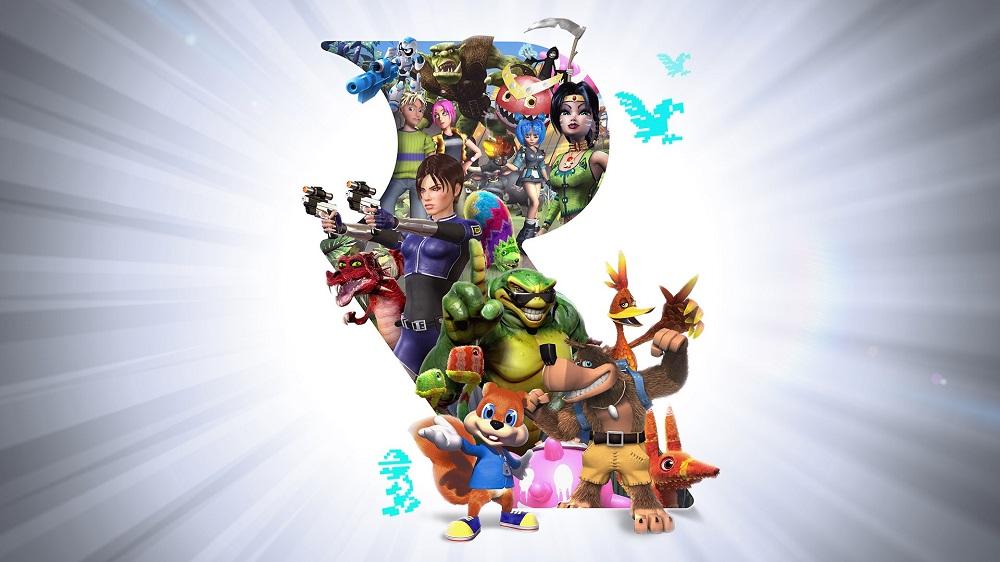 7 Rare games Xbox One X Enhanced, including Banjo-Kazooie