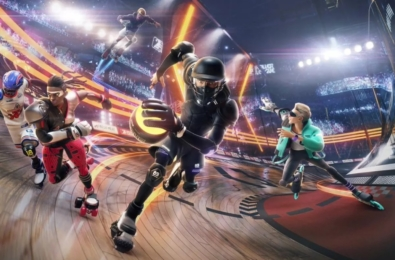 Roller Champions is a brand new game with a special E3 demo out today 12