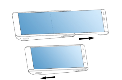 Samsung's latest idea is a roll-up smartphone 3
