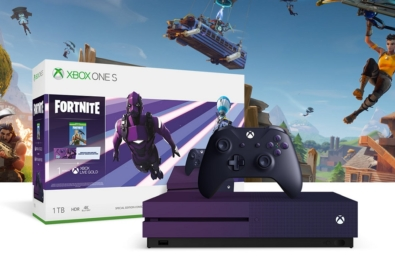 The Fortnite Battle Royale Special Edition Xbox One S looks amazing 1